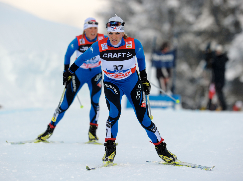 Foyer Nordique Grand Bornand : Rollerski grand bornand les résultats complets ski