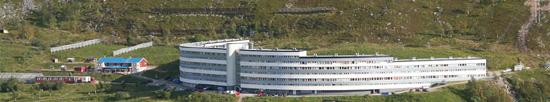 Utsnitt av Bybo. Foto: Hammerfest kommune/Tor Inge Mathisen