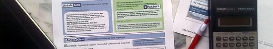 Okonomi skatt web