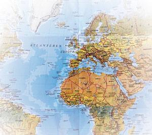 Europeisk Kart