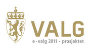 Logo E-valgprosjektet