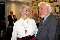 Kulturprisvinnere 2010 Birgit og Henning Karlstad