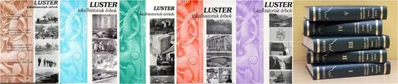 Lokalhistoriske publikasjoner illustrasjon
