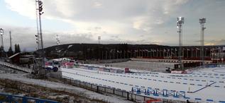 SKIDSTADION i Östersund som den ser ut idag. Foto: KJELL-ERIK KRISTIANSEN