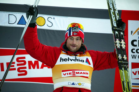 Jonsson vurmar for northug