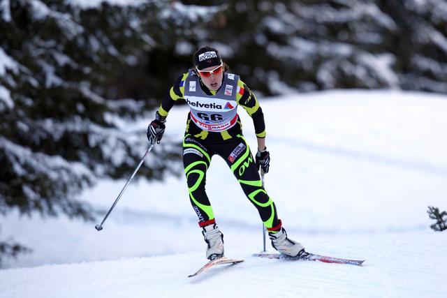 19 aur lie dabudyk devenir incontournable en coupe du monde ski - Coupe du jura ski de fond ...