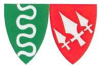 Hobøl og Spydeberg logoer