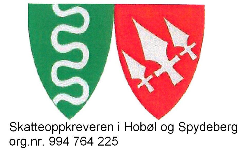 Hobøl og Spydeberg logoer m org nr