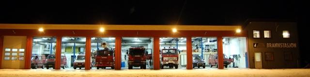 Bilde av brannstasjonen