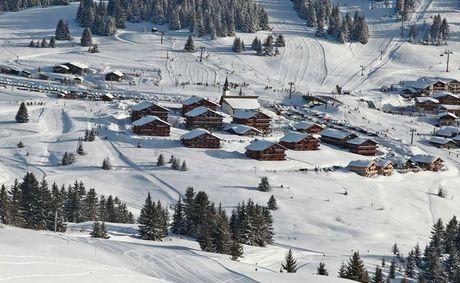 Les saisies paradis du ski nordique ski - Office de tourisme les saisies ...