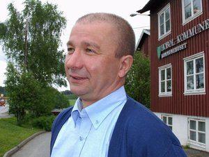 Rådmann Bjørn Sjøvold -