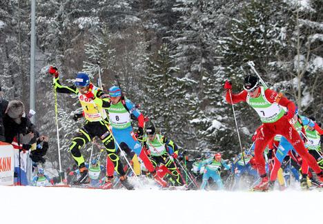Tous les horaires de la coupe du monde de biathlon ski - Classement coupe du monde de biathlon ...