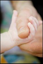 liten-stor hånd