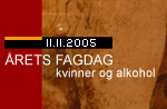Fagdag 11.11.2005