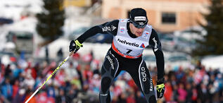 01.01.2013, Val Muestair, Switzerland (SUI): Dario Cologna (SUI)- FIS world cup cross-country, tour de ski, individual sprint, Val Muestair (SUI). www.nordicfocus.com. © Felgenhauer/NordicFocus. Every downloaded picture is fee-liable.