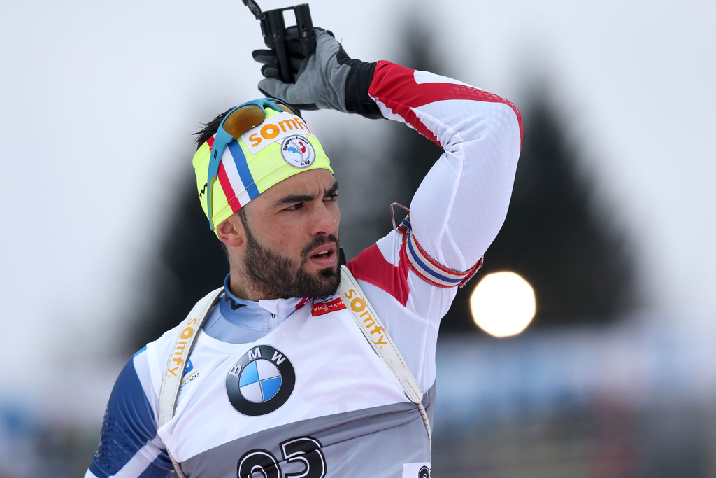 Simon Fourcade official website