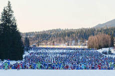03.03.2013, Mora, Sweden (SWE): start - FIS Marathon Cup Vasaloppet, Mora (SWE). www.nordicfocus.com.  Rauschendorfer/NordicFocus. Every downloaded picture is fee-liable.