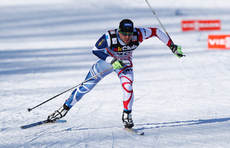 09.03.2013, Lahti, Finland (FIN): Baptiste Gros (FRA), Salomon, Swix, One Way- FIS world cup cross-country, individual sprint, Lahti (FIN). www.nordicfocus.com.  Laiho/NordicFocus. Every downloaded picture is fee-liable.