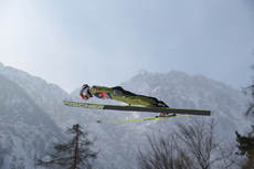 23.03.2013, Planica, Slovenia (SLO):Jurij Tepes (SLO)l, Fischer - FIS world cup ski flying, team HS215, Planica (SLO). www.nordicfocus.com. © Manzoni/NordicFocus. Every downloaded picture is fee-liable.