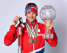22.03.2013, Falun, Sweden (SWE): Petter Northug (NOR)- FIS world cup cross-country, cups, Falun (SWE). www.nordicfocus.com. © Felgenhauer/NordicFocus. Every downloaded picture is fee-liable.