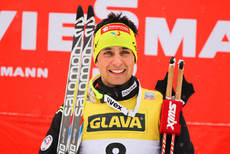 16.03.13, Oslo, Norway (NOR): Jason Lamy Chappuis (FRA), Salomon, Swix, One Way- FIS world cup nordic combined, individual gundersen HS134/10km, Oslo (NOR). www.nordicfocus.com. © Laiho/NordicFocus. Every downloaded picture is fee-liable.