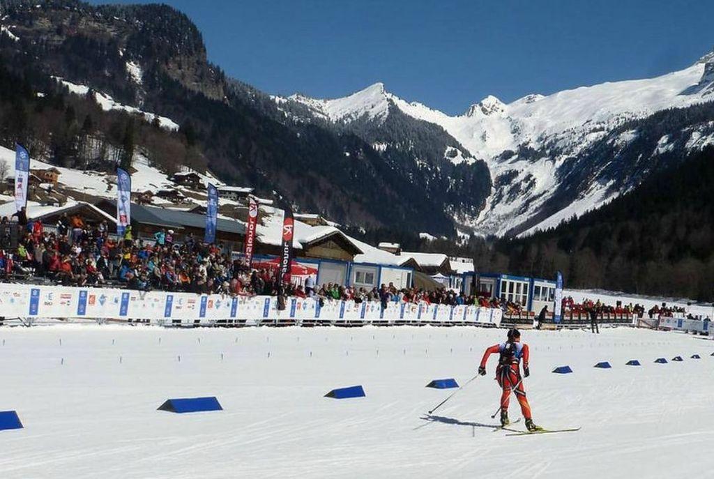 Foyer Nordique Grand Bornand : Biathlon au grand bornand demandez le programme ski