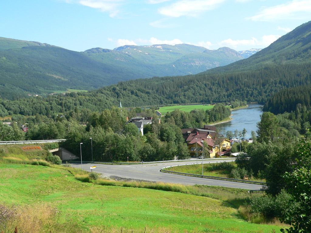 Hjem Hemnes kommune