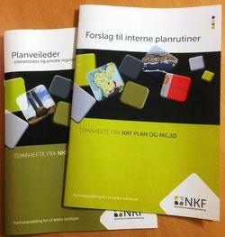 Planveileder og forlag til interne planrutiner