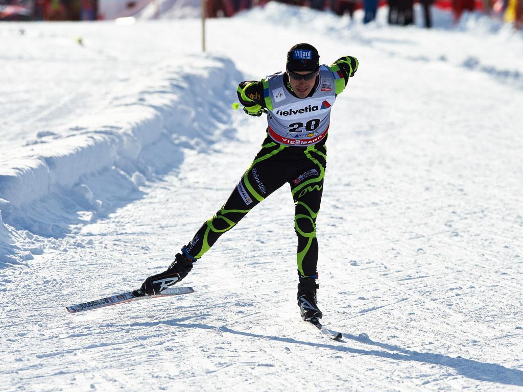 technique ski poudreuse