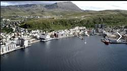 Hammerfest - porten til Barentshavet