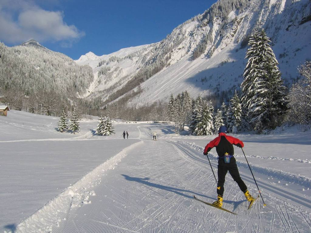 Le grand bornand attend ses premiers fondeurs ski - Office du tourisme grand bornand chinaillon ...