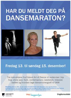 Dansemaraton 2013