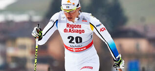 21.12.2013, Asiago, Italy (ITA): Ida Ingemarsdotter (SWE)- FIS world cup cross-country, individual sprint, Asiago (ITA). www.nordicfocus.com. © Felgenhauer/NordicFocus. Every downloaded picture is fee-liable.