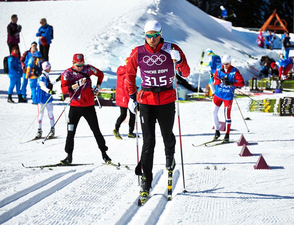 Skidor 30 km tid
