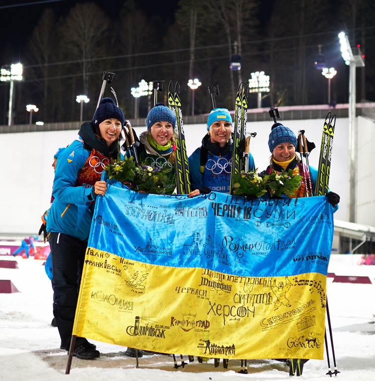 Résultats pour ukrain women