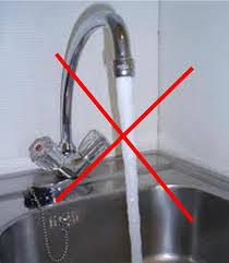 vannavstenging