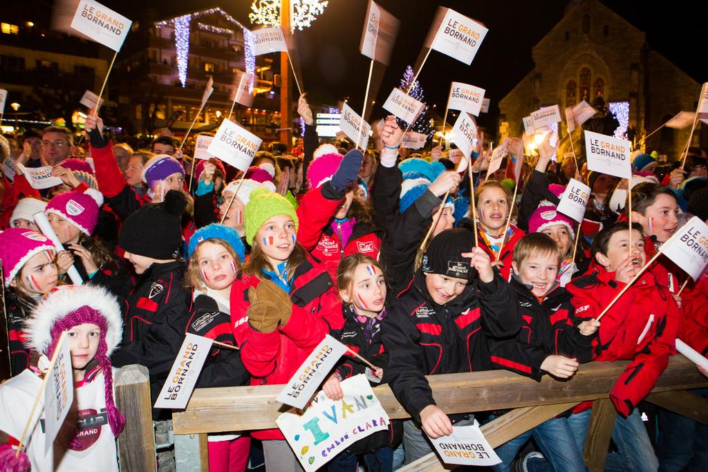 Foyer Nordique Grand Bornand : Les photos de la fête au grand bornand ski nordique