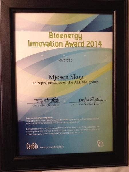 Bio awards bilde