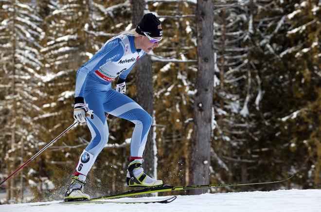 ANNE KYLLÖNEN vann söndagens fristilstävling i Muonio i Finland. Foto/rights: MARCELA HAVLOVA/KEK-photo
