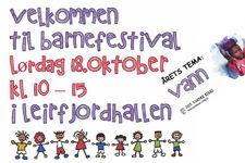 Barnefestival i Leirfjord