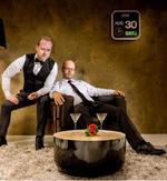 Brudeparet Andreas og Kai Arne
