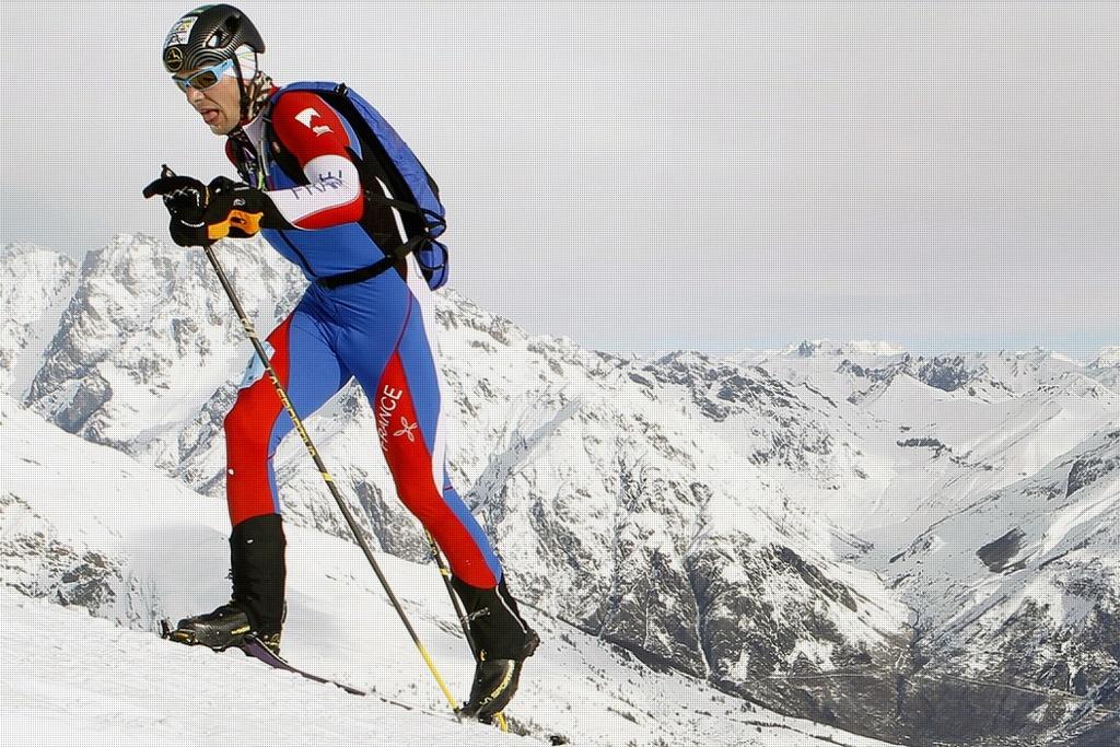 Coupe du monde de ski alpinisme puy saint vincent 2015 ski - Coupe du jura ski de fond ...