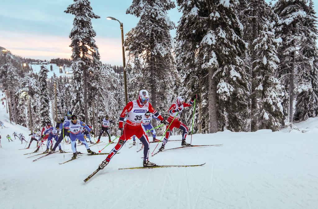 Le teaser de la coupe du monde de ski de fond ski - Coupe du jura ski de fond ...
