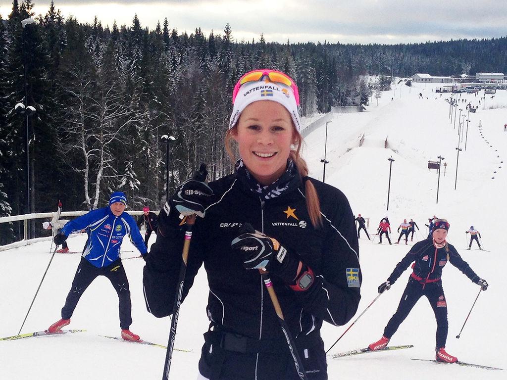 medaljligan os 2014 längdskidor