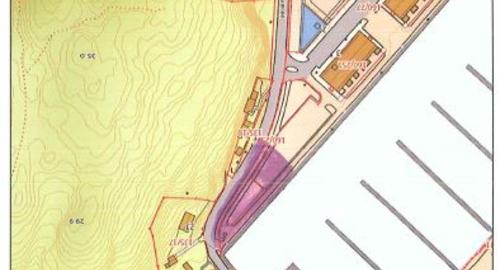 Oppstart av anleggsarbeid Son havn nord