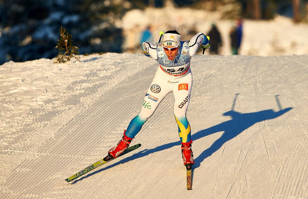 Stina nilsson kor inte tour de ski