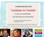 Landsbykonferansen 2015