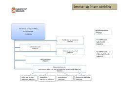Service og intern utvikling