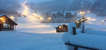 Foto: Sogn skisenter