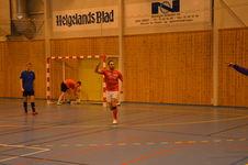 Futsal i Herøyhallen_Kenneth